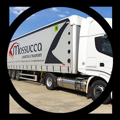 Trasporto su Strada Mossucca in Italia e all'Estero