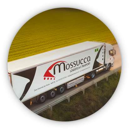 Automezzo per Trasporto su strada Mossucca