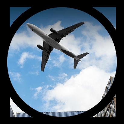 Trasporto per Via Aerea di ogni Tipologia di Merci Mossucca